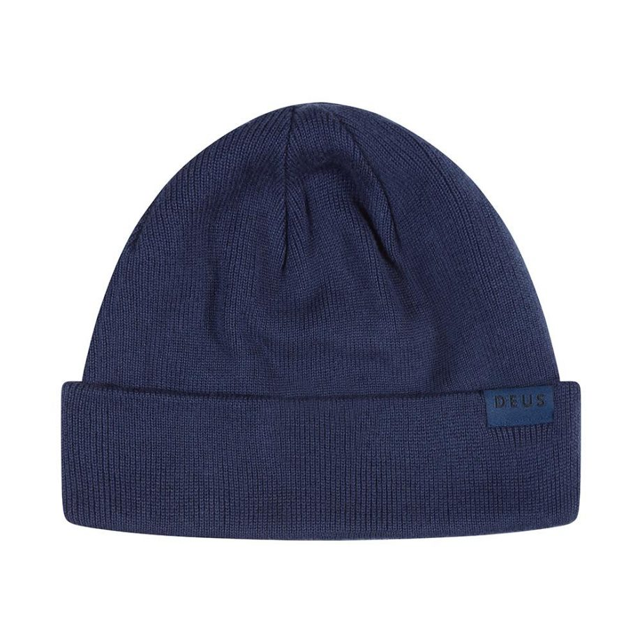 Deus Ex Machina Records Beanie