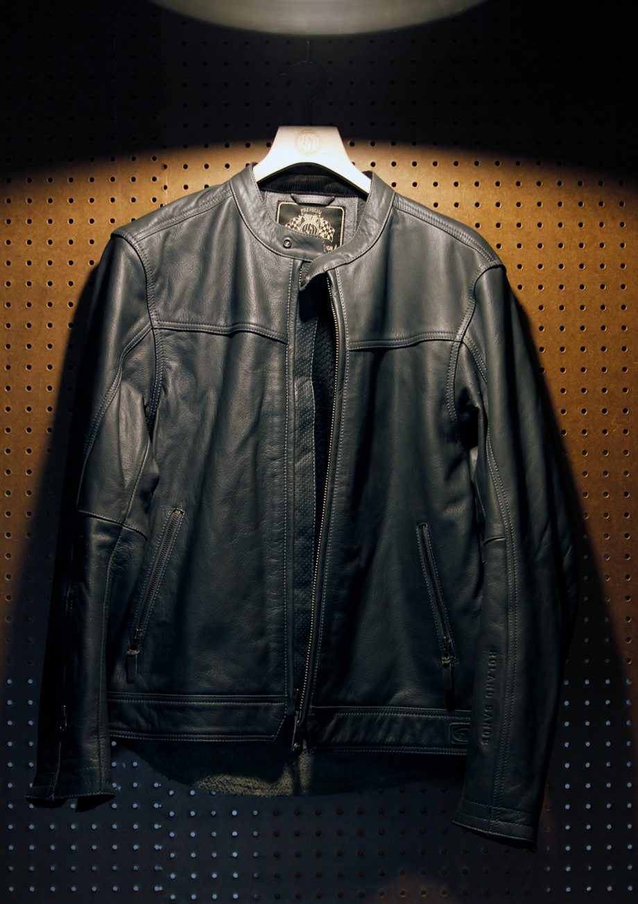 Roland Sands Design Walker Jacket in Limited Edition Gun Metal